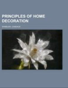 Principles of Home Decoration