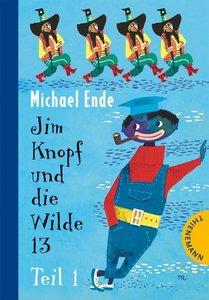Ende, M: Jim Knopf und die Wilde 13 Kapitel 1-11