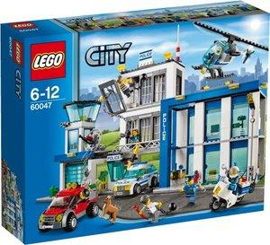LEGO® City 60047 - Ausbruch aus der Polizeistation