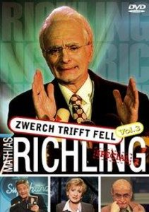 Zwerch trifft Fell Vol. 3. DVD-Video