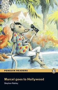 Penguin Readers Level 1 Marcel goes to Hollywood