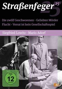 Straßenfeger 25 - Die zwölf Geschworenen / Geliebter Mörder / Fl