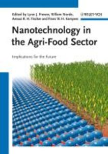 Nanotechnology in the Agri-Food Sector