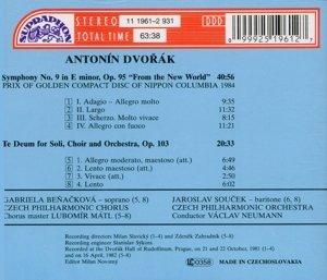 Sinfonie 9/Te Deum