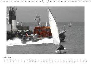 Fêtes maritimes dans le Finistère (Calendrier mural 2015 DIN A4