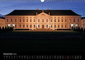 Evening Walk through Berlin (Wall Calendar 2015 DIN A3 Landscape