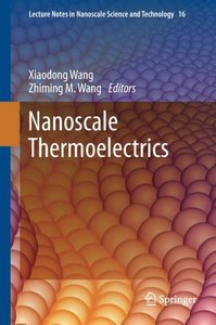 Nanoscale Thermoelectrics