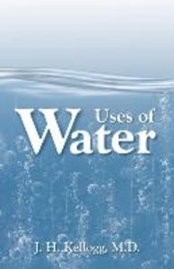 Uses of Water in Health and Disease