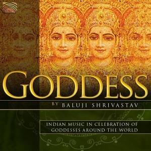 Goddess By Baluji Shrivastav