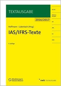 IAS/IFRS -Texte 2016/2017