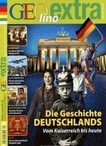 GEOlino extra Geschichte Deutschlands inkl. DVD