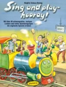 Sing and play - hooray! (Buch)