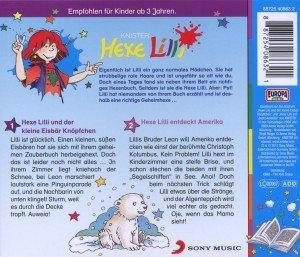 Hexe Lilli ...und der kleine Eisbär Knöpfchen