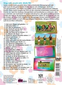 Die Schönsten Kinderlieder Z.Mitmachen & Tanzen 2