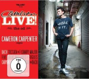 Cameron Live!