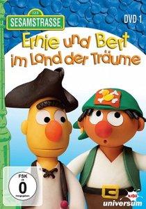 Ernie und Bert im Land der Träume DVD 1