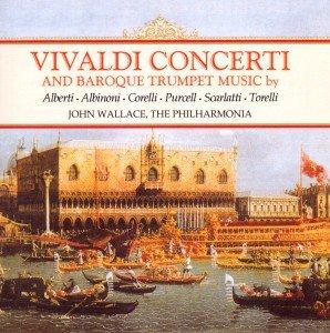 Vivaldi:Trumpet Concerti