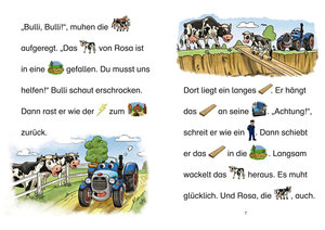 Thilo: Bildermaus - Lesen lernen mit Stickern - Geschichten