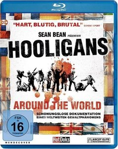 Hooligans Around the World-Blu-ray Disc