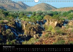 Namibia Highlights / UK-Version (Wall Calendar 2015 DIN A4 Lands