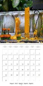 Quiet Moments in Laos (Wall Calendar 2015 300 × 300 mm Square)