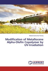 Modification of Metallocene Alpha-Olefin Copolymer by UV-Irradia