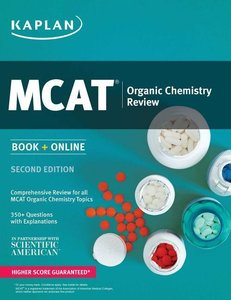 MCAT ORGANIC CHEMISTRY REVIEW 2016