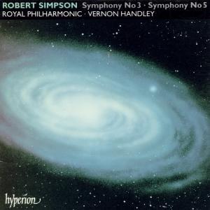 Sinfonien 3+5