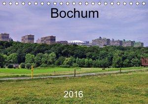 Bochum (Tischkalender 2016 DIN A5 quer)