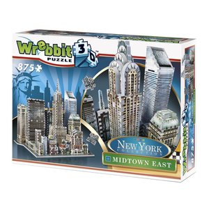 Midtown EAST - New York Collection. 3D-PUZZLE