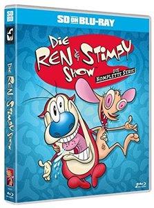 Die Ren & Stimpy Show (Komplette Serie) SD on BRD