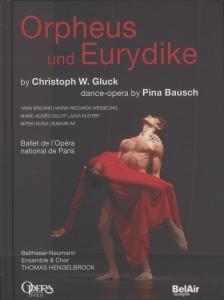 Orpheus und Eurydike, Pariser Palais Garnier 2008
