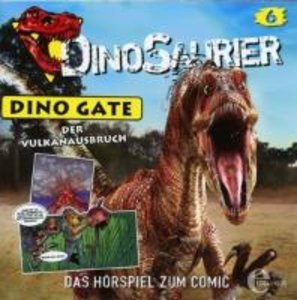 (6)Original Hörspiel z.Comic-Der Vulkanausbruch