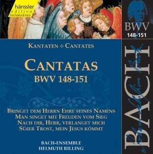 Kantaten BWV 148-151
