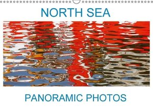 North Sea panoramic photos (Wall Calendar 2015 DIN A3 Landscape)