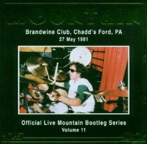 Live At The Brandwine Club 1981