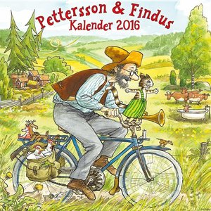 Pettersson & Findus 2016 Media Illustration