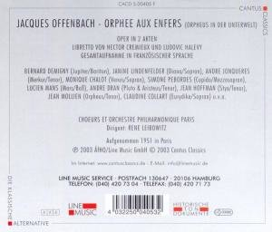Orphee Aux Anfers
