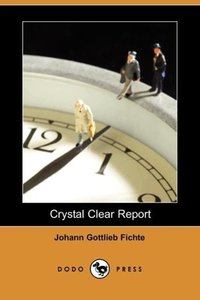 Crystal Clear Report (Dodo Press)