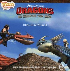 (18)Original Hörspiel z.TV-Serie-Drachentausch