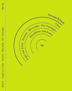 Thomas Brasch: Filme (Engel Aus Eisen,Domino,U.A.)