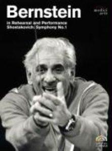 Leonard Bernstein in Rehearsal and Performance