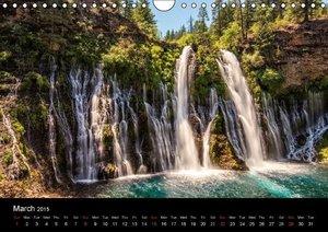 USA Nature Deluxe (Wall Calendar 2015 DIN A4 Landscape)