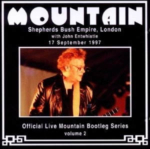 Shepherds Bush Empire 17 September 1997
