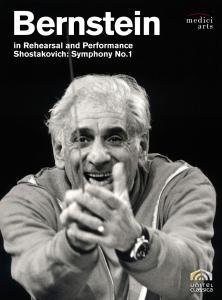 Leonard Bernstein in Rehearsal and Performance