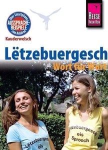Reise Know-How Kauderwelsch Lëtzebuergesch - Wort für Wort