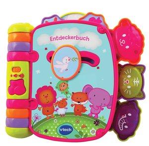 VTech 027554 - Entdeckerbuch, Pink