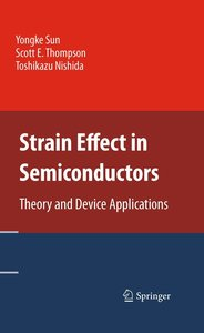 Strain Effect in Semiconductors