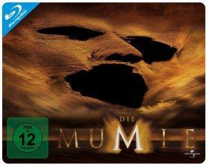 Die Mumie-Quer Steelbook