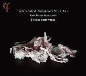 Sinfonien Nr. 1, 3 & 4